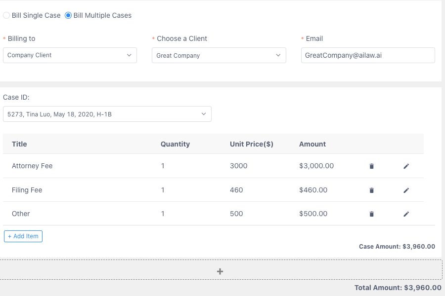 Billing and Invoicing 1